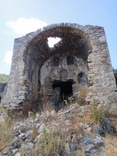 руины анемуриум anemurium