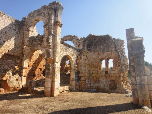 Канлыдиване kanlidivane хорошо сохранившаяся церковь
