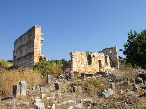 Канлыдиване kanlidivane византийская церковь