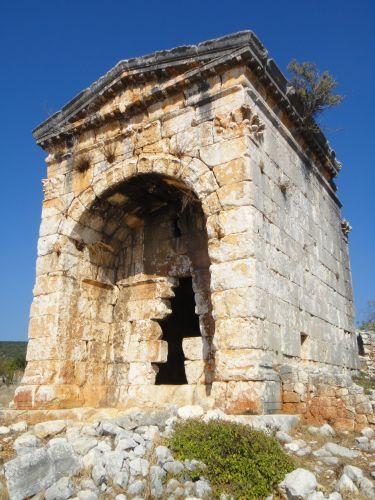 Канлыдиване kanlidivane гробница абу