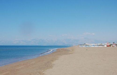лара бесплатный пляж в анталье