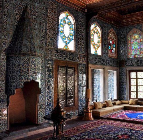 новая мечеть интерьер