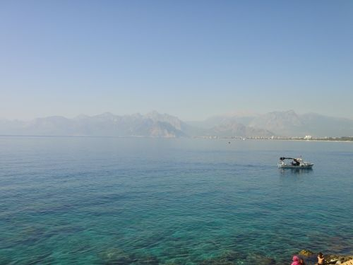 пляжи антальи