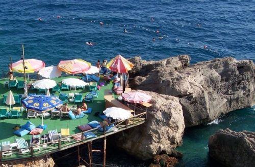 пляжи Антальи Адалар
