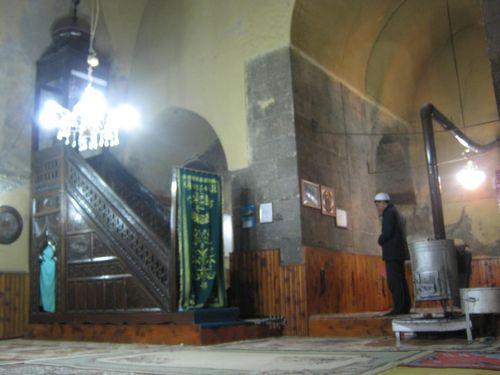 Мечеть Serafiye внутри Битлис