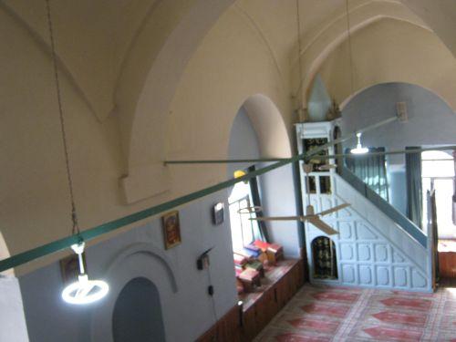 Мечеть Kale Altı интерьер