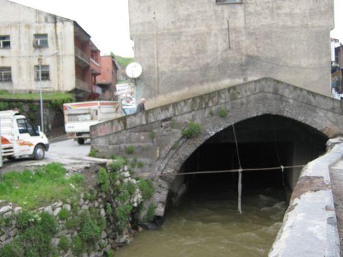 битлис мост в центре города