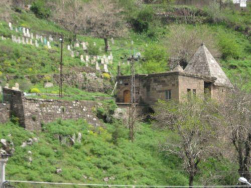 битлис мечеть и кладбище Khaja Hasan Zaviye