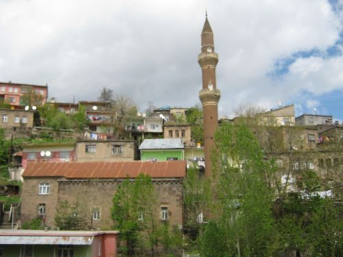 Мечеть Alemdar Битлис