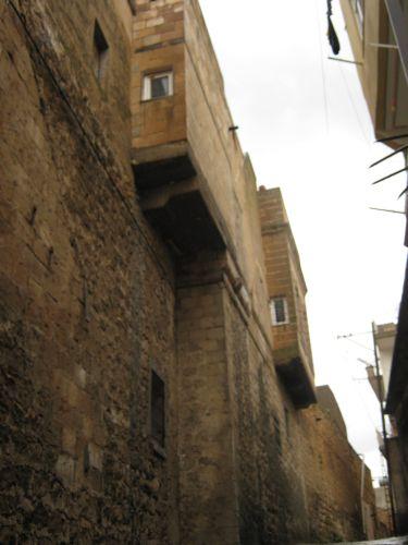 Савур стены