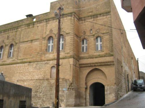 Савур старинные дома