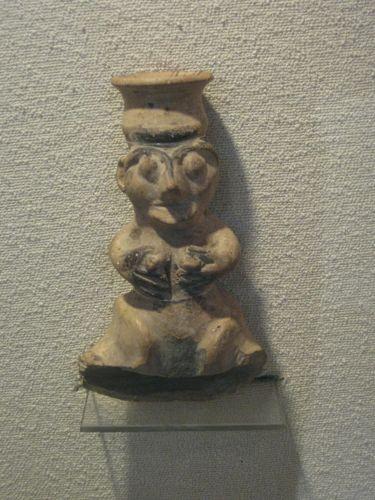 Музей Анатолийских цивилизаций божество