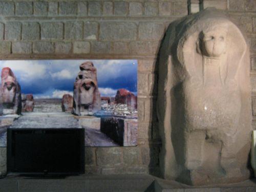 Музей Анатолийских цивилизаций ворота из богазкале