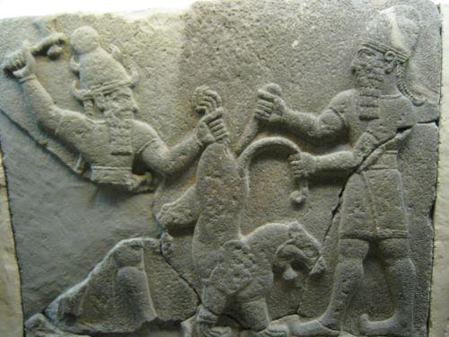 Музей Анатолийских цивилизаций зал хеттов