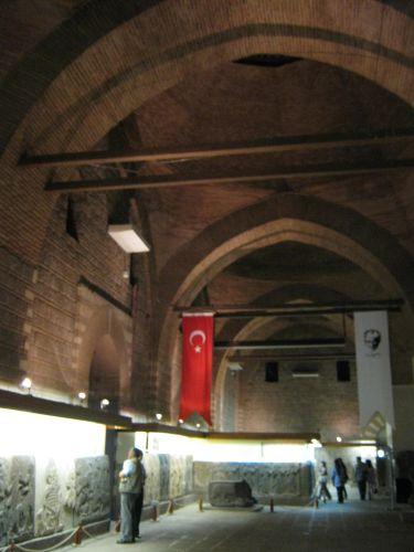 Музей Анатолийских цивилизаций залы