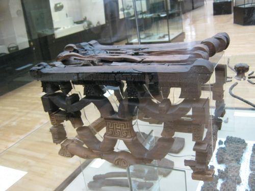 Музей Анатолийских цивилизаций мебель гордион