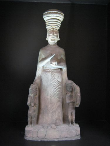 Музей Анатолийских цивилизаций кибела фригия