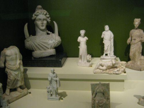 Музей Анатолийских цивилизаций греческий зал