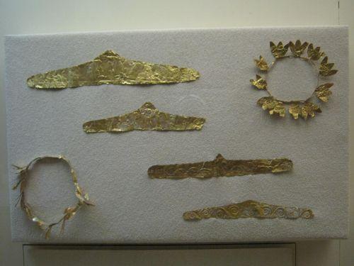 Музей Анатолийских цивилизаций украшения
