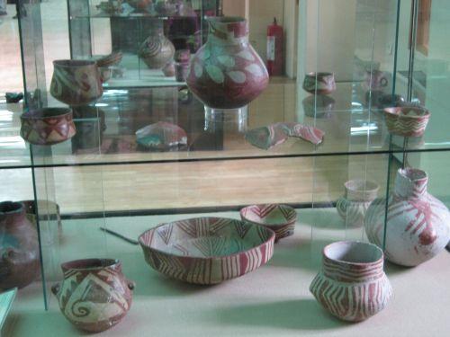 Музей Анатолийских цивилизаций экспозиция
