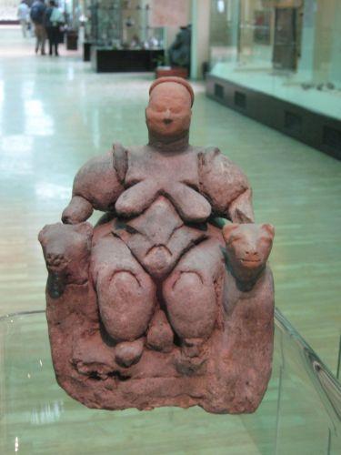Музей Анатолийских цивилизаций богиня Кибела