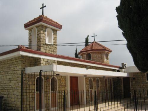армянская церковь Вакыфлы Vakifli