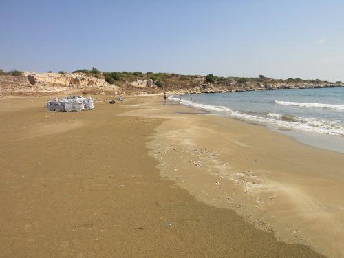 Элаусса Себасте пляж