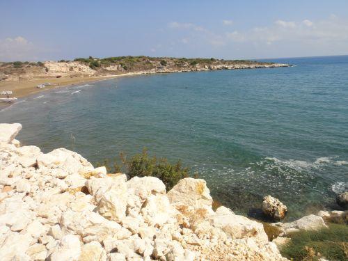 Элаусса Себасте море