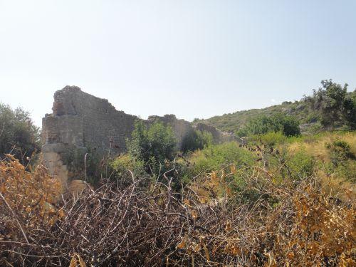 Элаусса Себасте древние стены