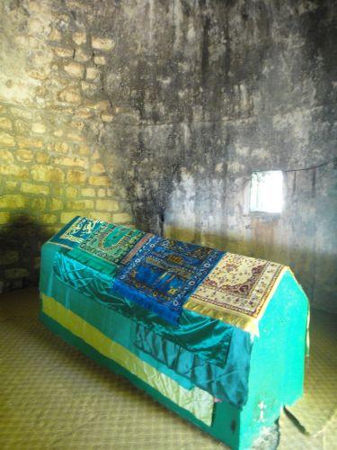 Элаусса Себасте мавзолей паши