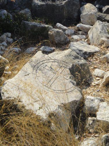Элаусса Себасте изображение креста