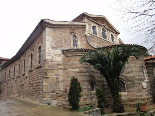 Константинопольский Патриархат Стамбул храм св. Георгия