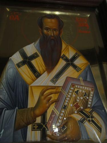 Константинопольский Патриархат Стамбул святой Василий