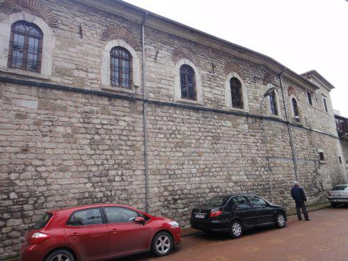 Константинопольский Патриархат стена