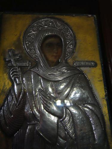 Константинопольский Патриархат Стамбул икона святой