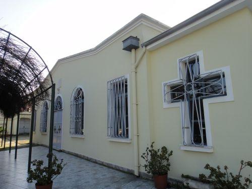Церковь Влахернской Богоматери стамбул здание