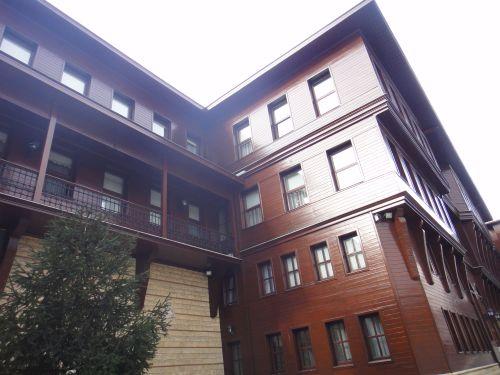 константинопольский Патриархат в Стамбуле новые здания комплекса