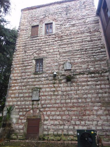константинопольский Патриархат в Стамбуле здание 18 века архив