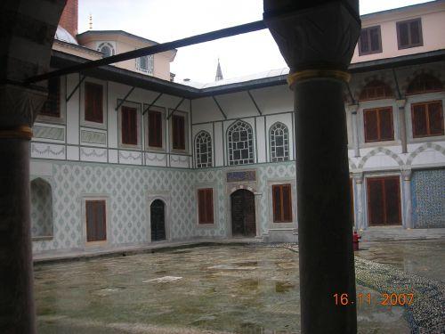 дворец топкапы двор валиде султан