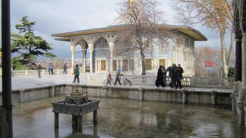 дворец топкапы багдадский павильон