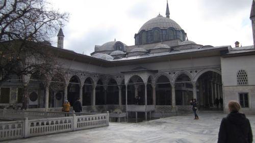 дворец топкапы мечеть гарема