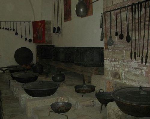 Дворец Топкапы кухни