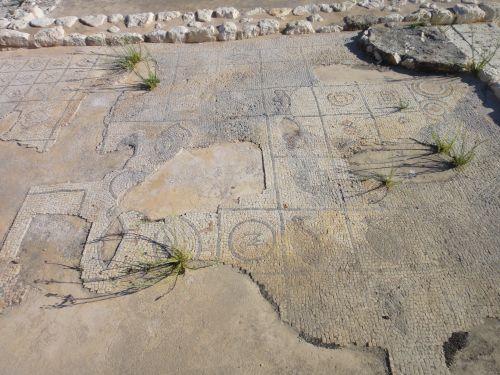 крепость кызкалеси девичья древние мозаики