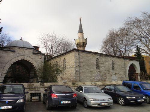 мечеть в эйюпе