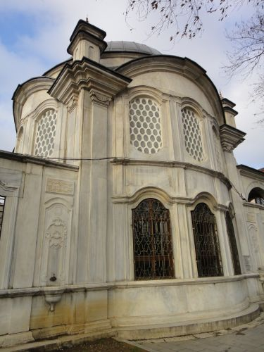 мавзолей михришах султан