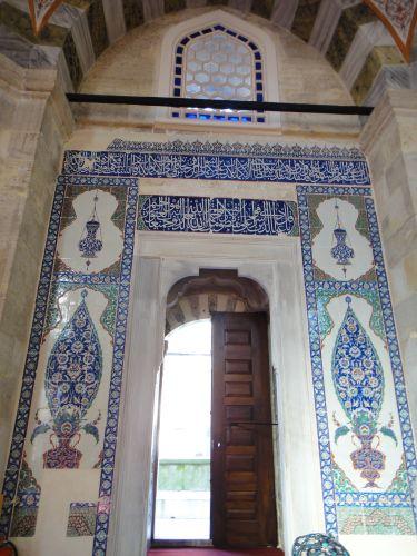 мечеть эйюп кладбище Урьянизаде Ахмед Эсад Эфенди.