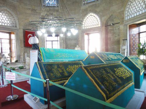 гробницы сокуллу мехмет паша эйюп