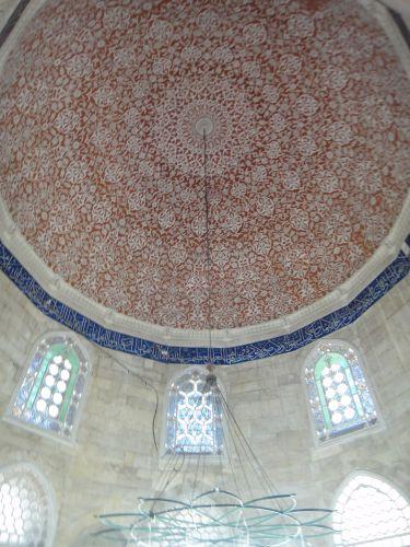 купол мавзолея сокуллу мехмет паша