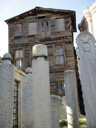 старые дома эйюп