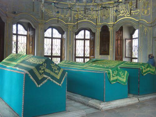 мавзолей михришах султан эйюп
